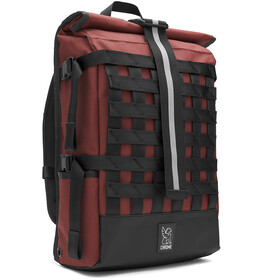 Chrome Barrage Cargo Rucksack brick/black